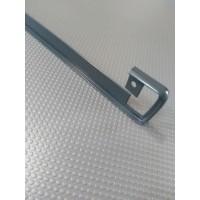 Стикова планка для стільниці EGGER пряма колір RAL7016